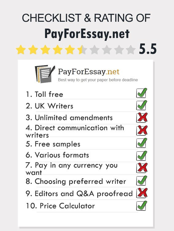 PayForEssay.net review