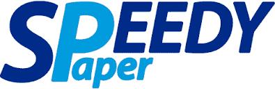SpeedyPaper review