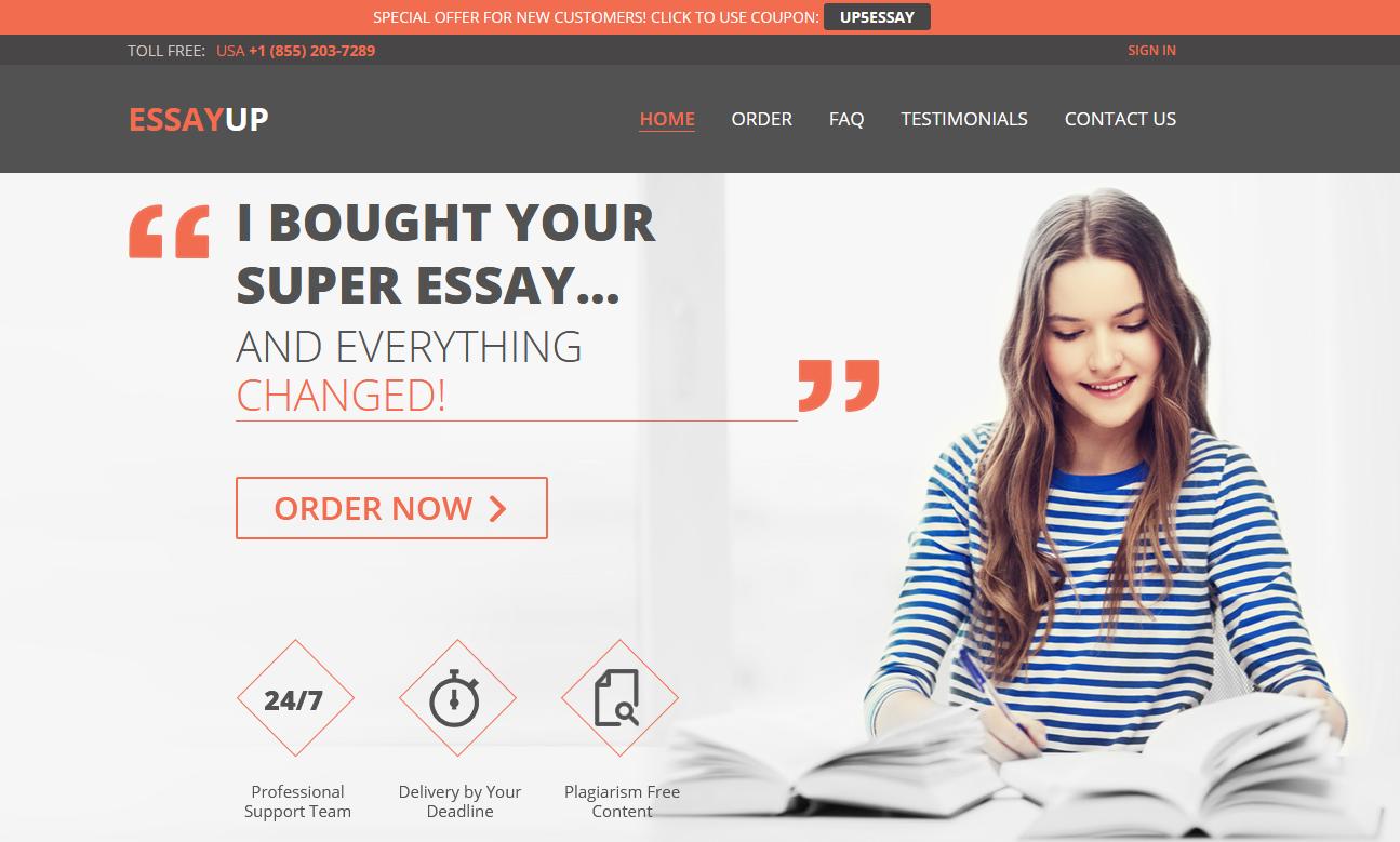 Essayup.com Review
